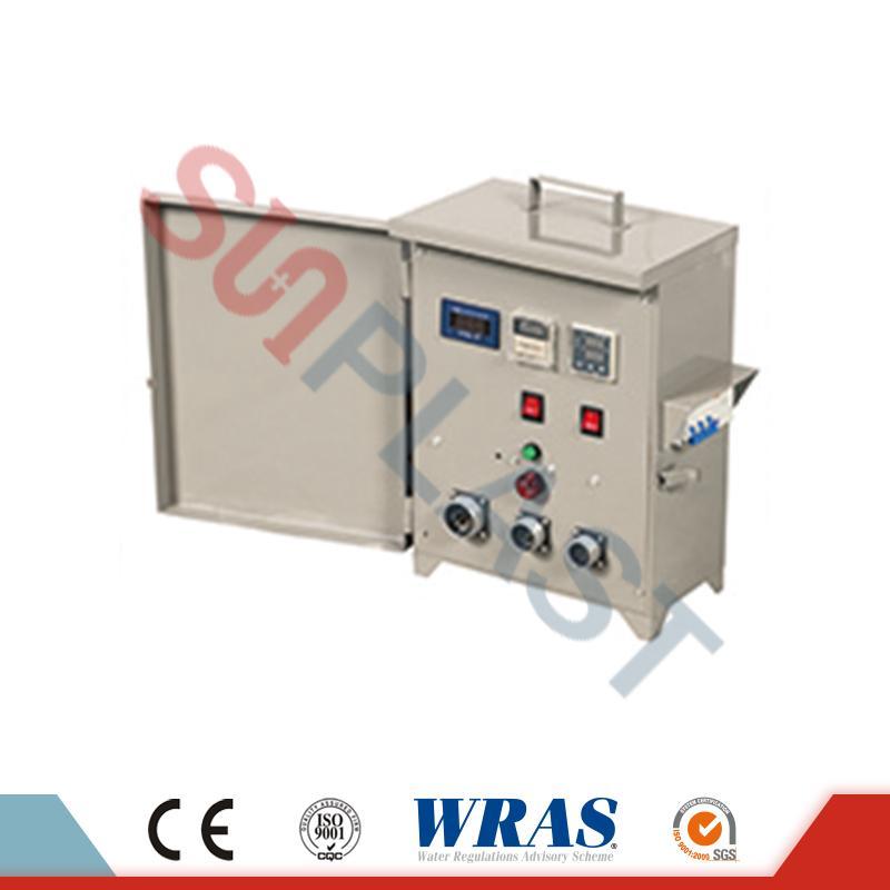 เครื่องเชื่อมฟิวชั่นไฮดรอลิกก้น 800-1200 มม. สำหรับท่อ HDPE