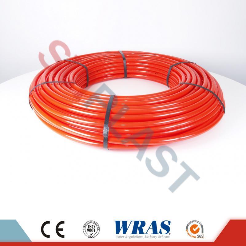 ท่อ PEX สำหรับทำความร้อนใต้พื้น