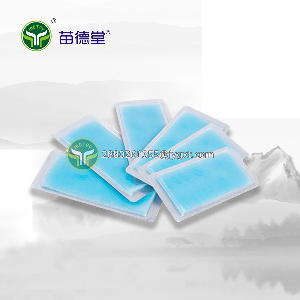 China Cooling Gel Patch Suppliers